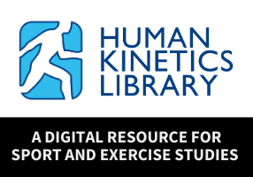 Human Kinetics Library - A digital resource for sport and exercise studies.